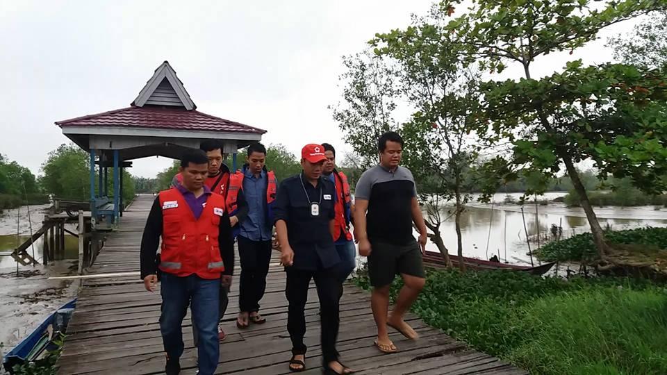 PMI Kabupaten Nunukan melalui petugas RFL PMI yang bernama Ignasius mendapatkan laporan kasus pencar - (Ada 0 foto)