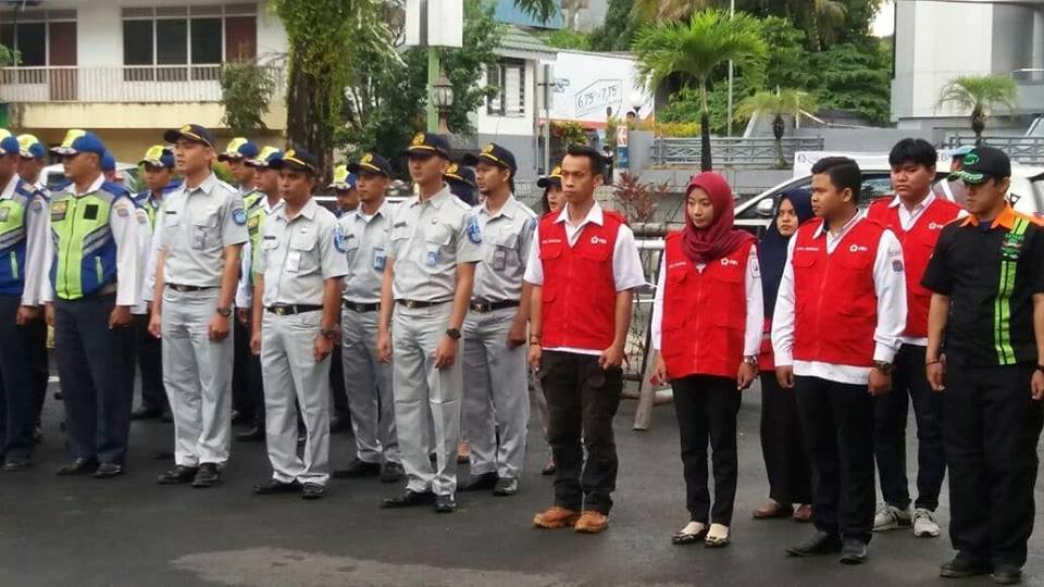 PMI TArakan mengikuti Apel Gelar Pasukan Operasi Ketupat Kayan 2018 - (Ada 0 foto)