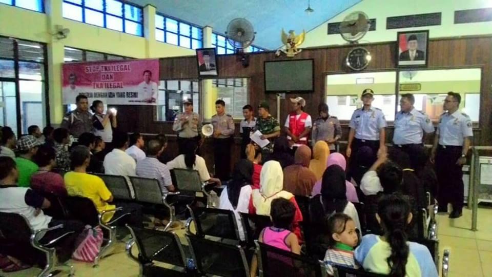 PMI Kabupaten Nunukan akan menurunkan Tim RFL untuk melakukan pendampingan di Pelabuhan Tunan Taka d - (Ada 0 foto)