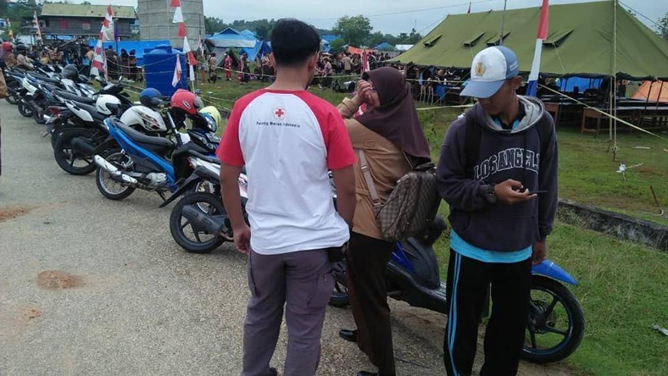 PMI Kabupaten Nunukan menurunkankan Staf dan Sukarelawan - (Ada 0 foto)