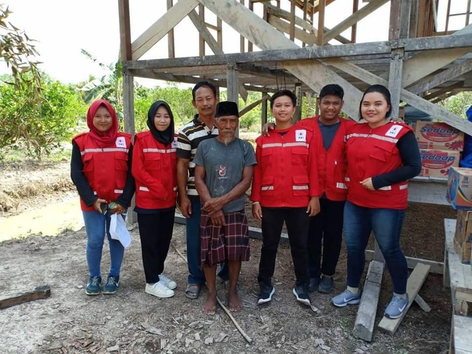 PMI Kab. Bulungan melakukan assesment dan pendistri busian bantuan - (Ada 0 foto)