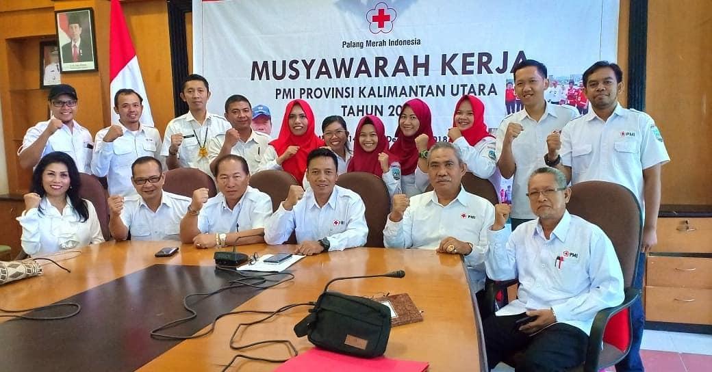 Musyawarah Kerja PMI Provinsi Kalimantan Utara Tahun 2018  - (Ada 0 foto)