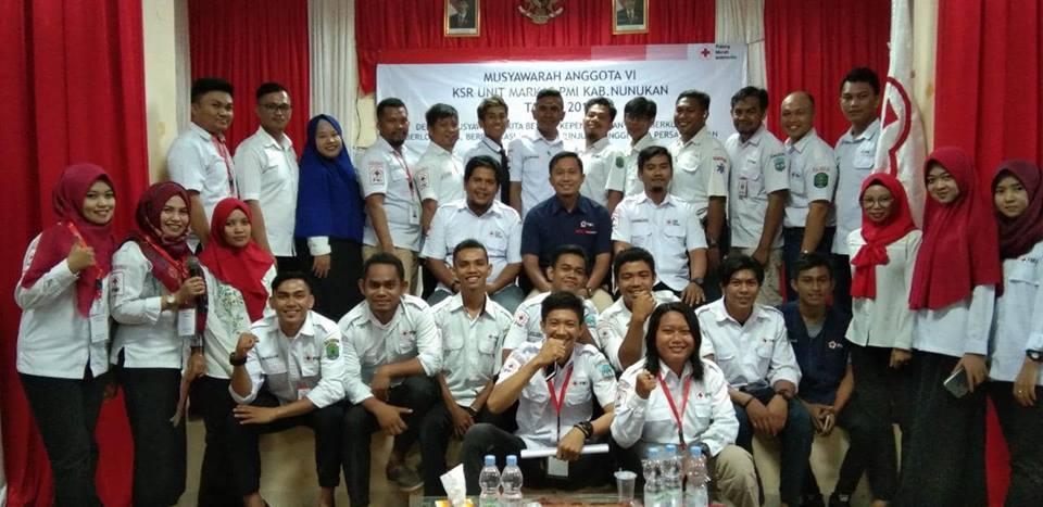 Musyawarah Anggota VI KSR Unit Markas PMI Kab. Nunukan Tahun 2019 - (Ada 0 foto)