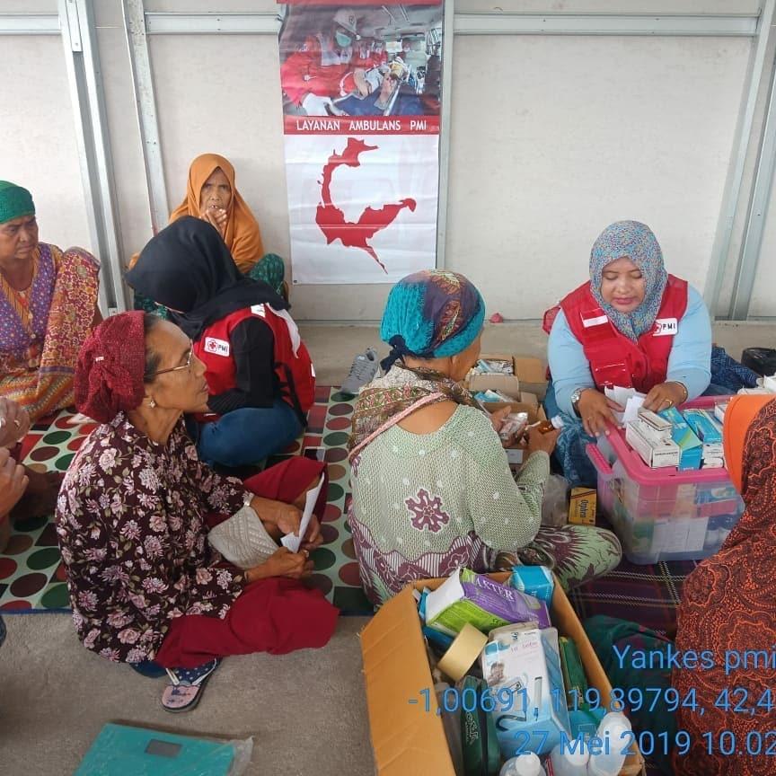 Tim Pelayanan Kesehatan Dasar Darurat (PKDD) PMI Provinsi Kalimantan Utara - (Ada 0 foto)