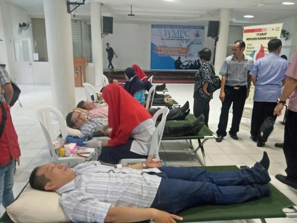 Donor Darah di GKKA Kota Tarakan - (Ada 0 foto)
