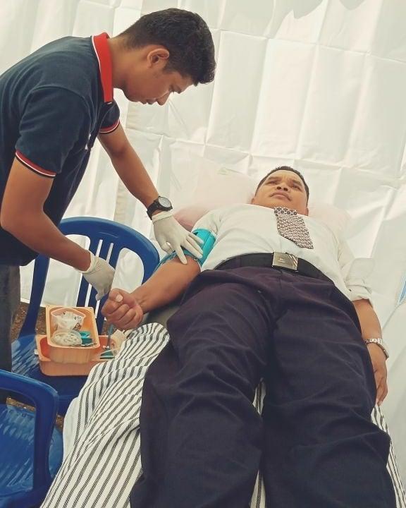 Bertempat di jln Jambu Gereja Charismatic Tanjung Selor Unit Transfusi Darah PMI Kab. Bulungan menga - (Ada 0 foto)
