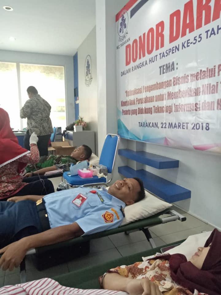 Donor Darah di TASPEN Kota Tarakan - (Ada 0 foto)