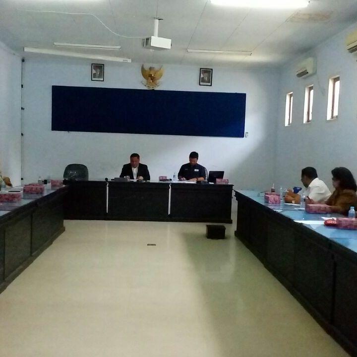 Rapat Pengurus PMI Kota Tarakan di Ruang pertemuan Hendry Dunant Markas PMI Kota Tarakan yg di pimp - (Ada 0 foto)